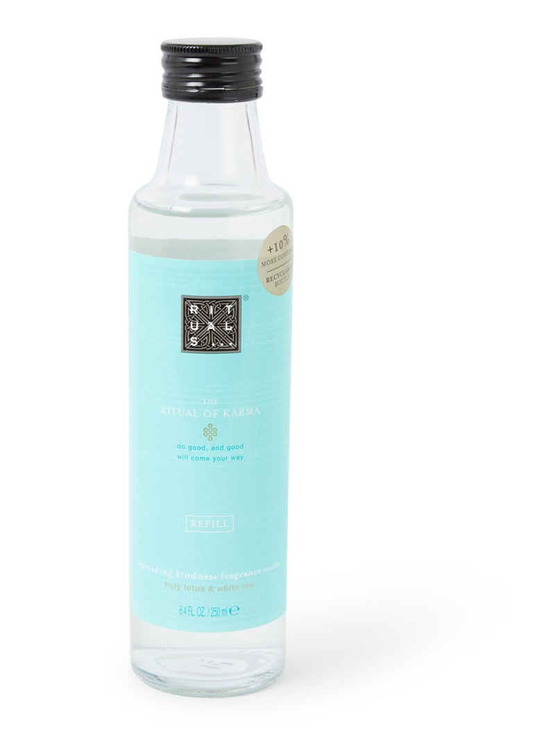 Rituals - The Ritual of Karma navulling voor geurstokjes 250 ml - Turquoise