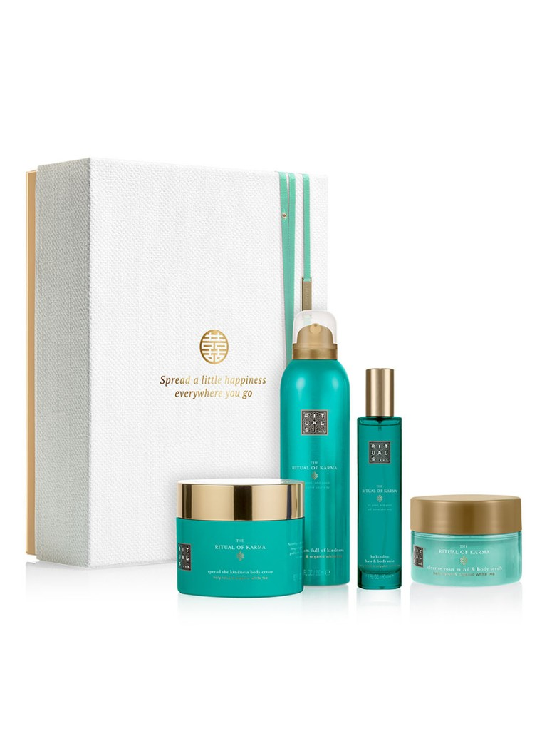 Rituals - The Ritual of Karma - Soothing Collection 2019 verzorgingsset - null
