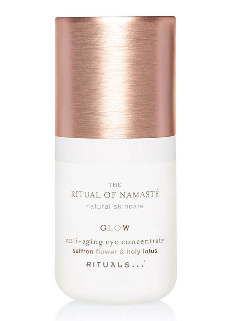 Rituals - The Ritual of Namasté Anti-Aging Eye Concentrate - oogverzorging - null