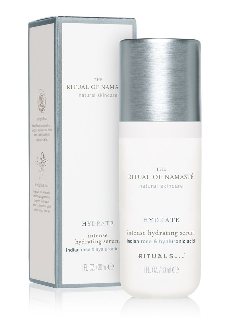 Rituals - The Ritual of Namasté Intense Hydrating Serum - hydraterend serum - null