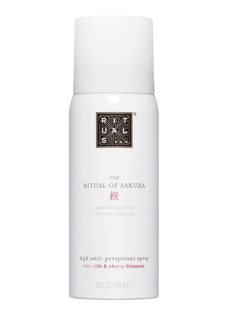 Rituals - The Ritual of Sakura Anti-Perspirant Spray - deodorant - null