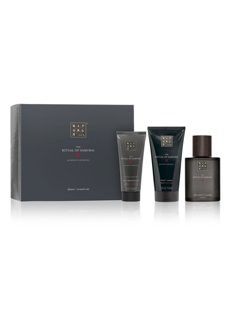 Rituals - The Ritual of Samurai Travel Shave Set - verzorgingsset -