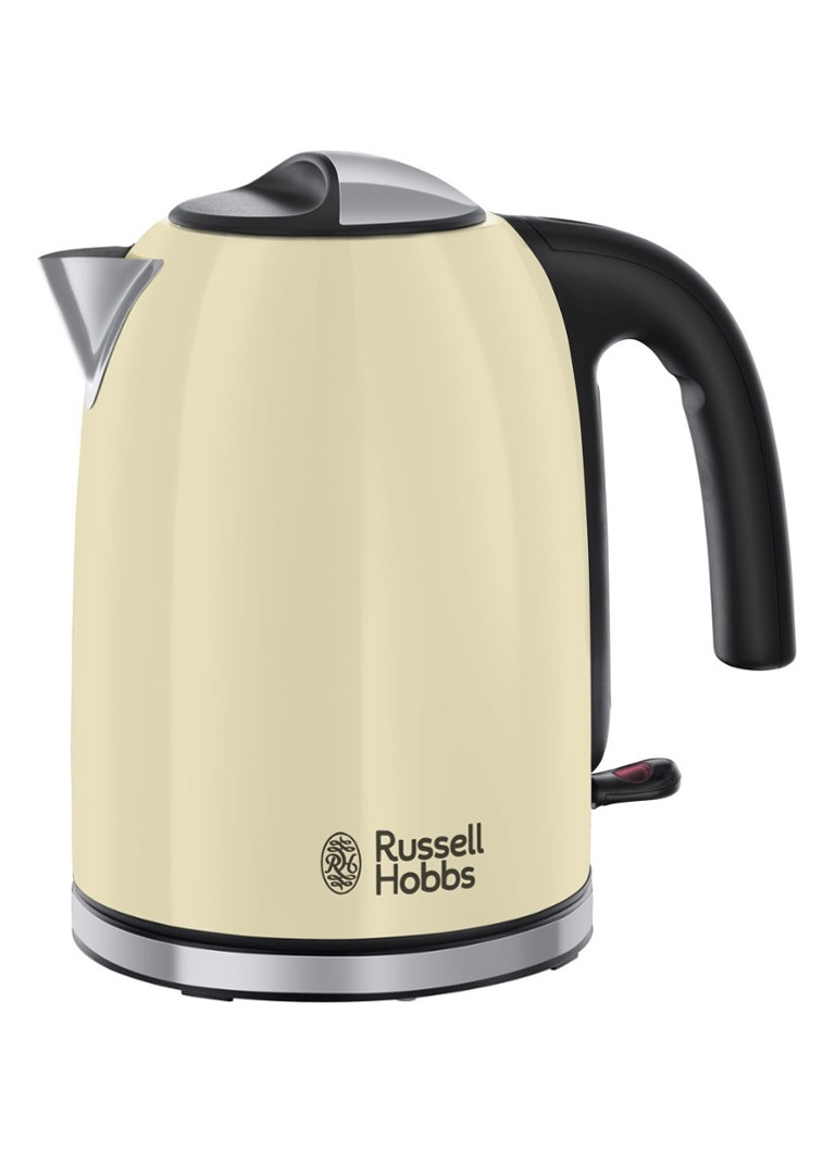 Russell Hobbs - Colours Plus waterkoker 1,7 liter 20415-70 - Creme