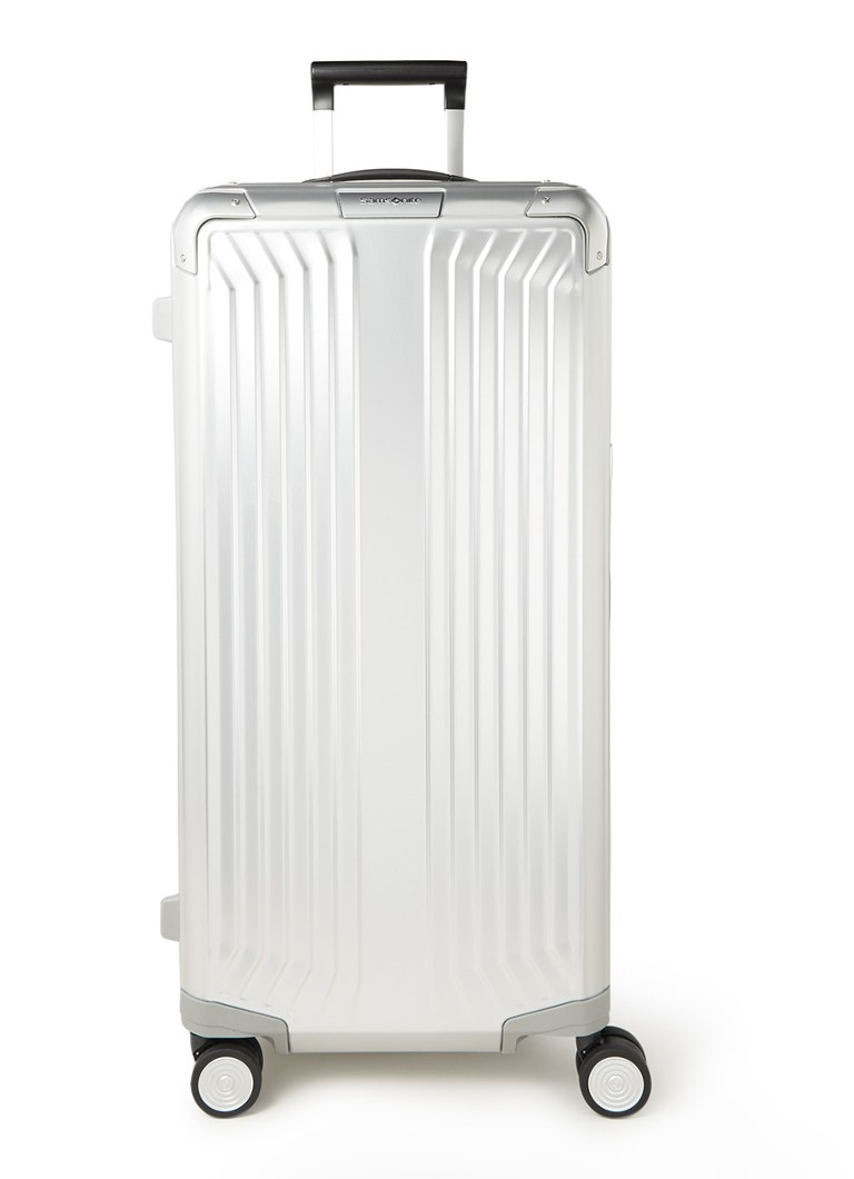 Samsonite - Spinner Lite-Box 80 cm - Argent