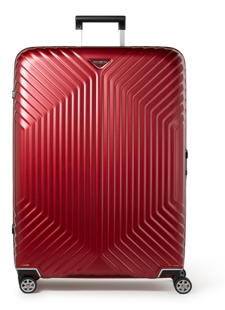 Samsonite - Tunes Spinner 81 cm - Rouge
