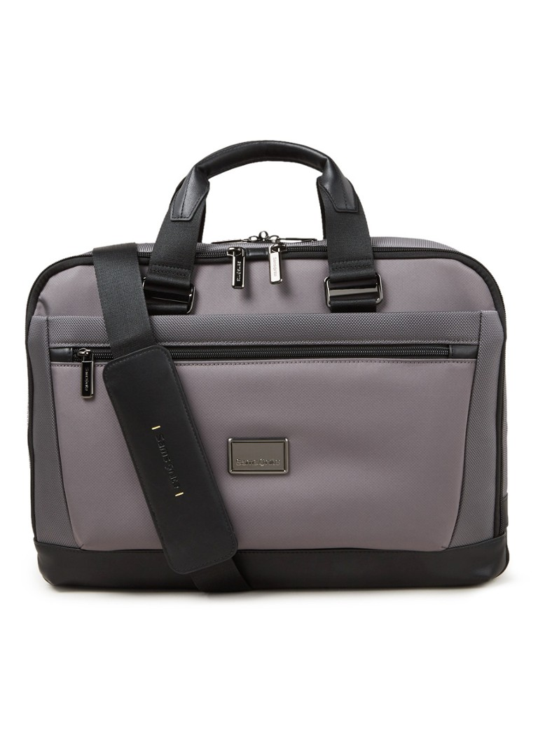 Samsonite - Waymore laptoptas 15,6 inch - Grijs