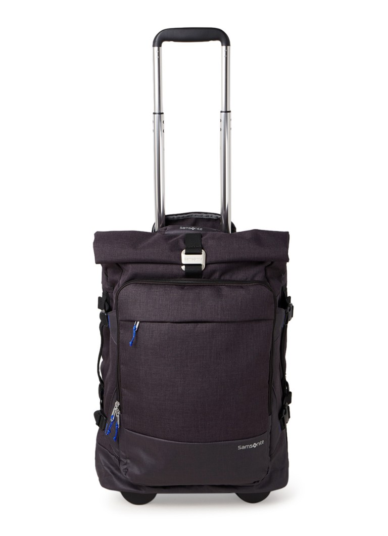 Samsonite - Ziproll trolley 55 cm - Antraciet