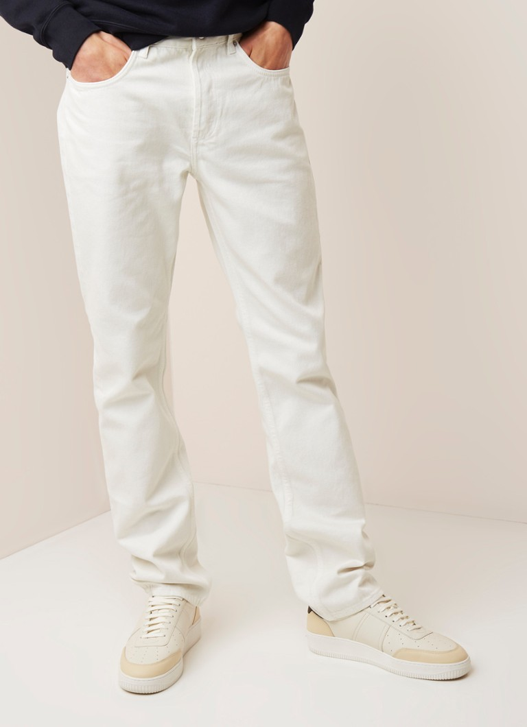 Sandro - Relaxed slim fit 5-pocket jeans - Wit