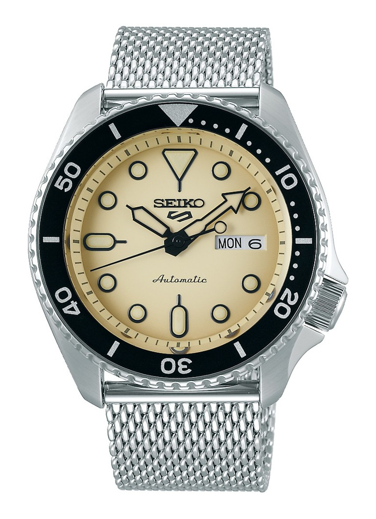 Seiko - 5 Sports Automatic horloge SRPD67K1 - Zilver