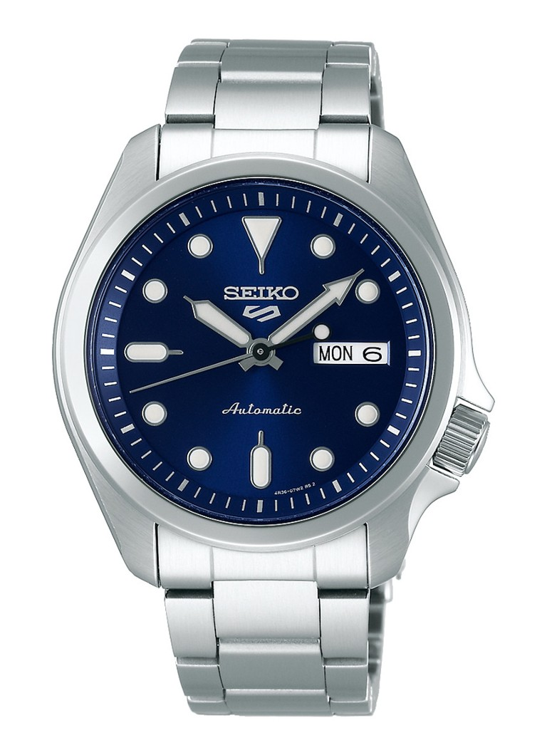 Seiko - 5 Sports Montre Automatique SRPE53K1 - Argent