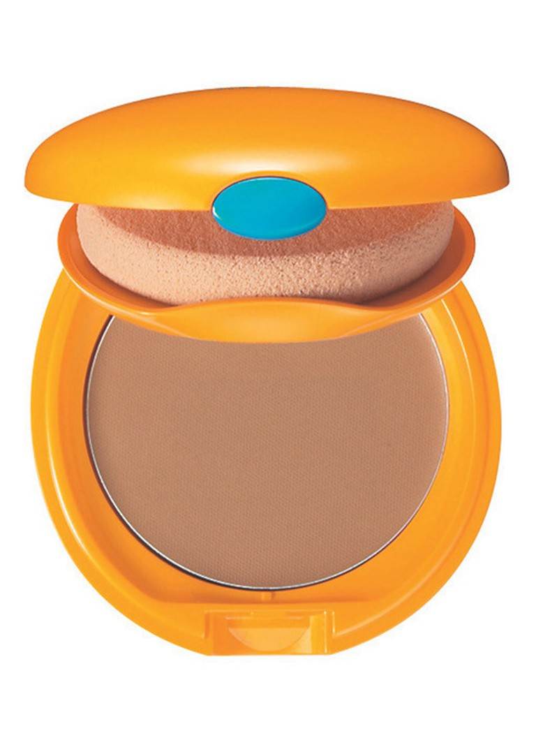 Shiseido - Global Sun Care Tanning Compact FD SPF6 - zonnebrand - Natural