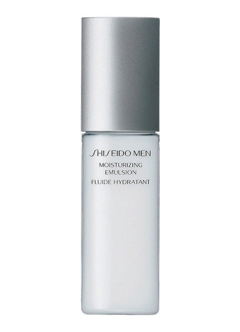 Shiseido - Men Moisturizing Emulsion - dagcrème -