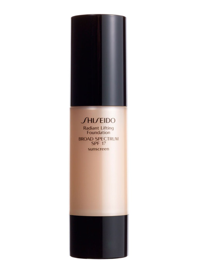 Shiseido - Radiant Lifting Foundation SPF17 - Natural Deep Beige