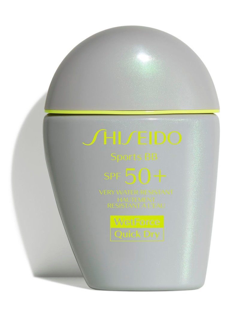 Shiseido - Sports BB Light SPF 50+ - getinte dagcrème - LIGHT