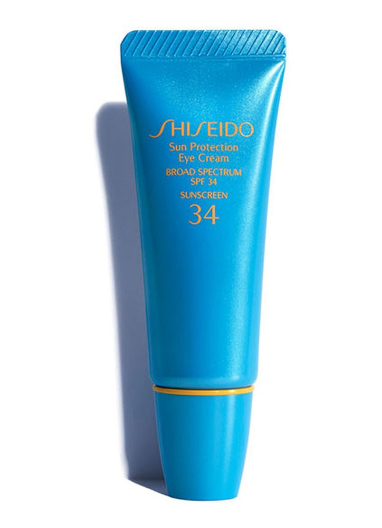 Shiseido - Sun Protection Eye Cream SPF 25 - oogcrème - null