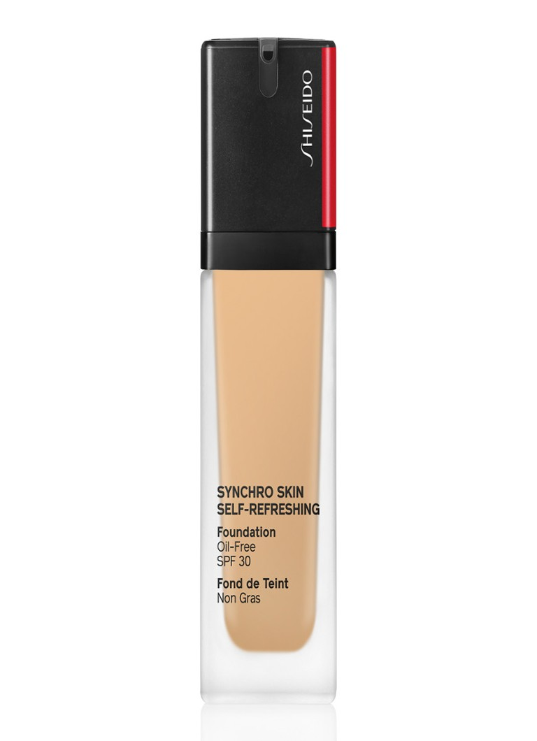 Shiseido - Synchro Skin SelF Refreshing - foundation - 330 Bamboo