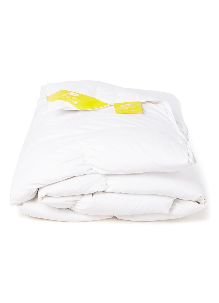 Silvana - Royale Yellow 5 Couette solo chaude - Blanc