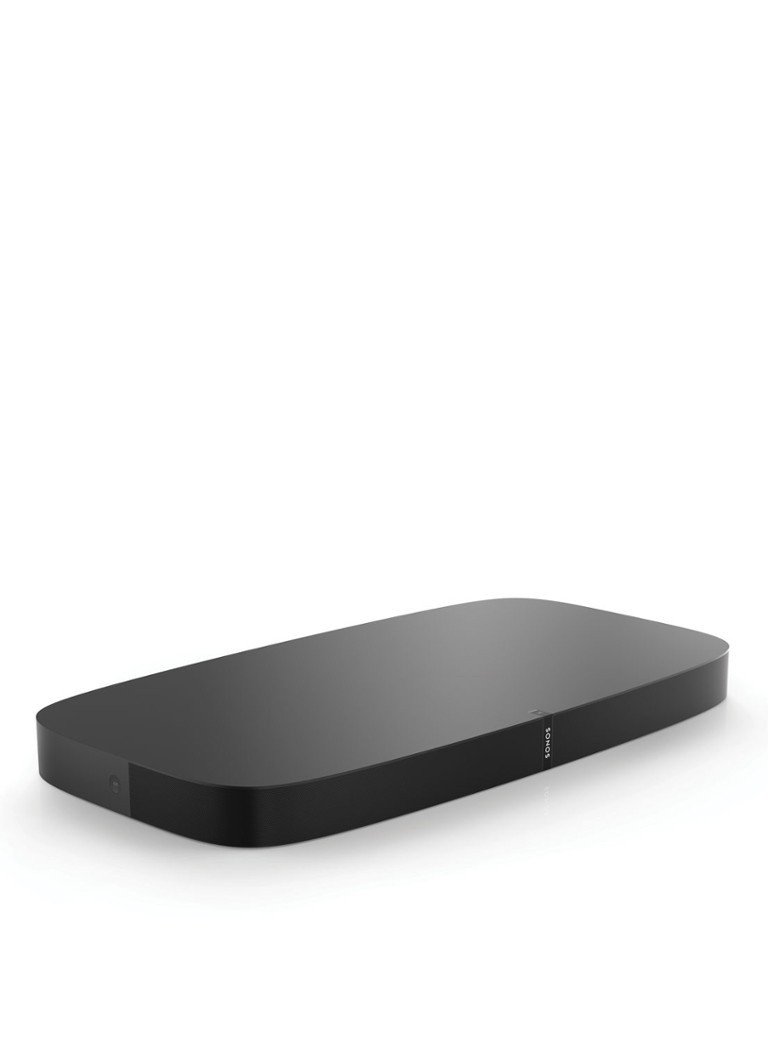 Sonos - PLAYBASE soundbase speaker - Zwart