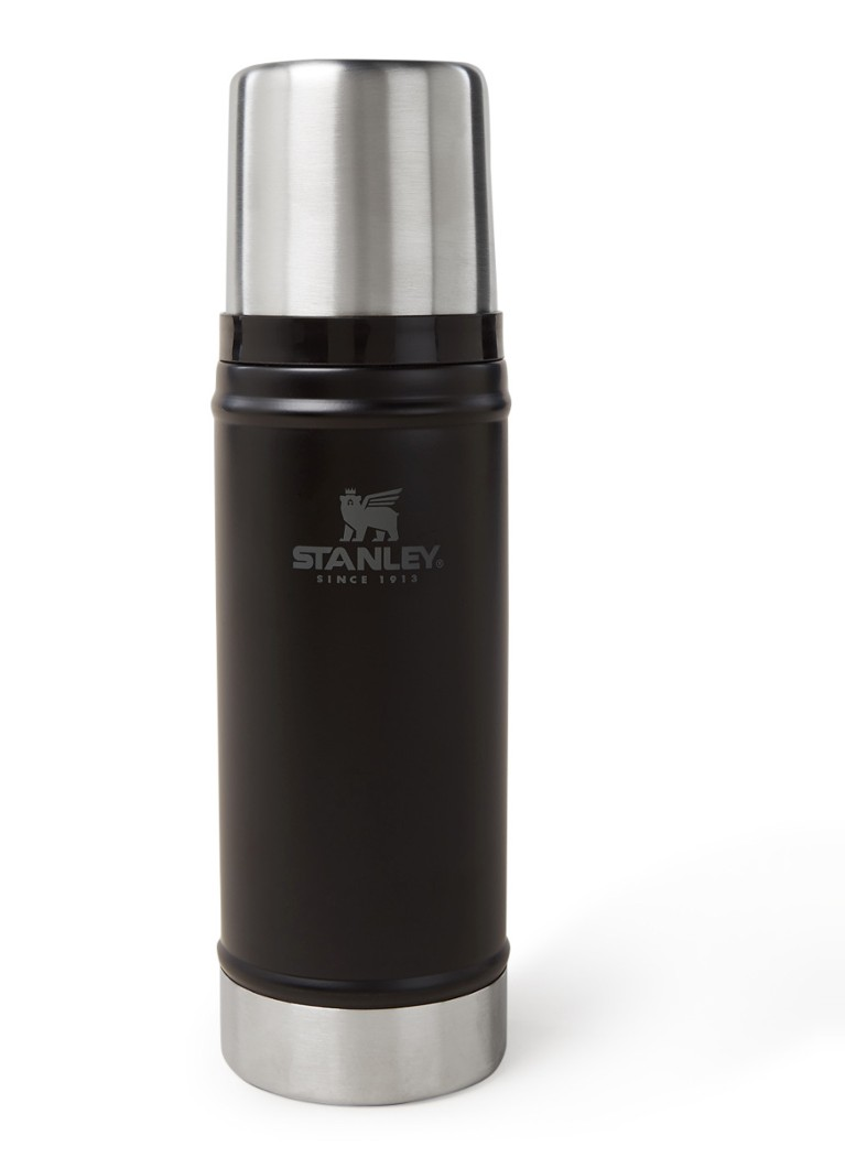Stanley - The Legendary Classic thermosfles 47 cl - Zwart