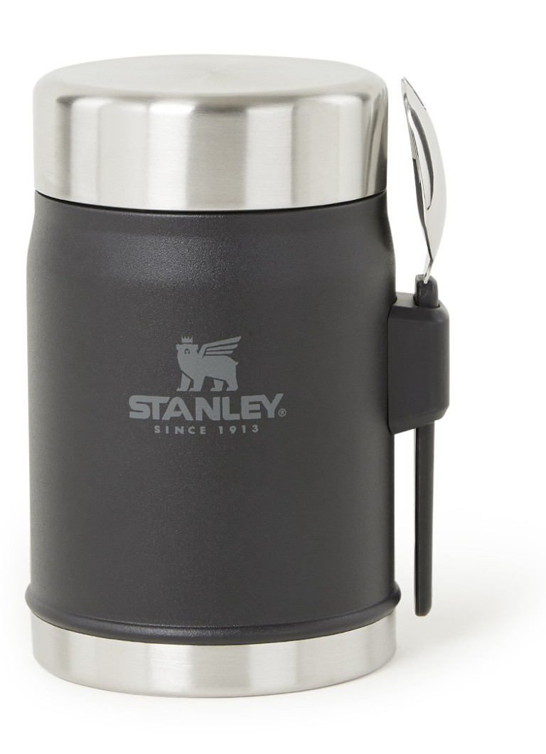 Stanley - The Legendary Food Jar + Sprok bouteille thermos 400 ml - Noir
