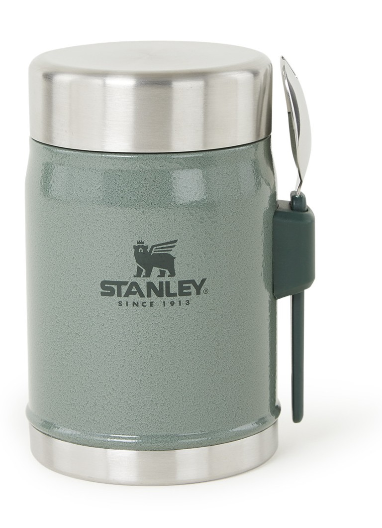 Stanley - The Legendary Food Jar + Sprok thermosfles 400 ml - Groen
