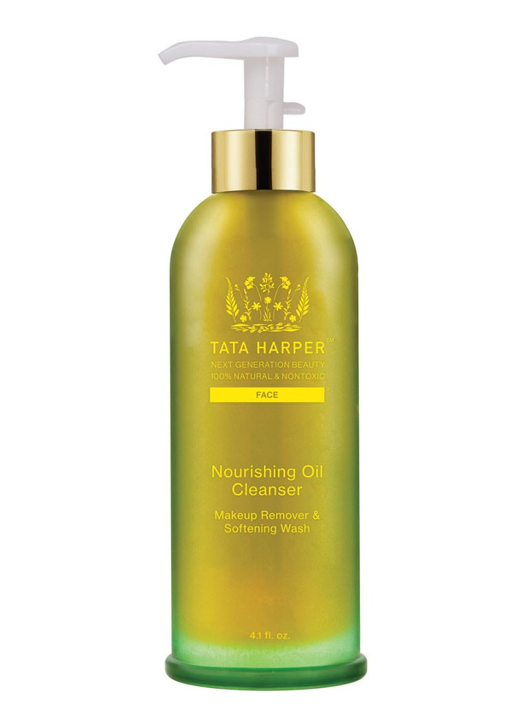 Tata Harper - Nourishing Oil Cleanser Makeup Remover & Softening Wash - make-up remover & cleanser - null