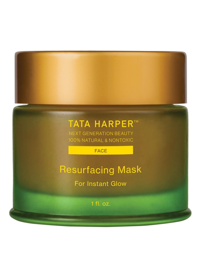 Tata Harper - Resurfacing Mask For Instant Glow - masker - null