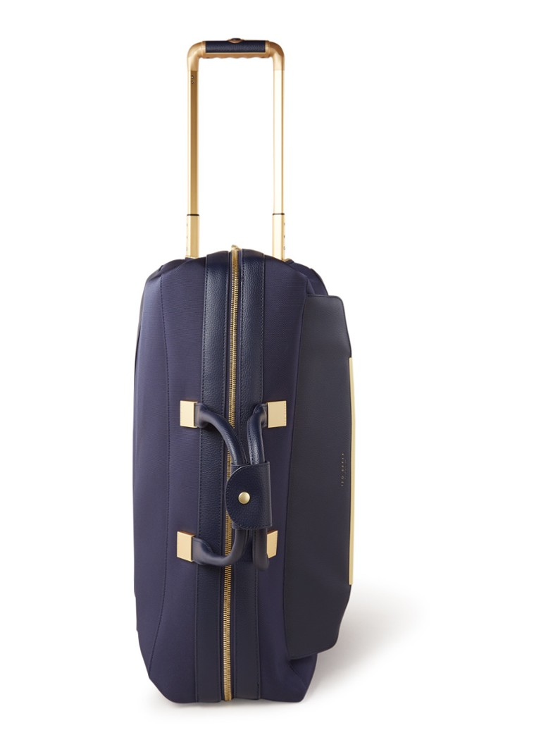 Ted Baker - Albany Duffle trolley 56 cm - Donkerblauw