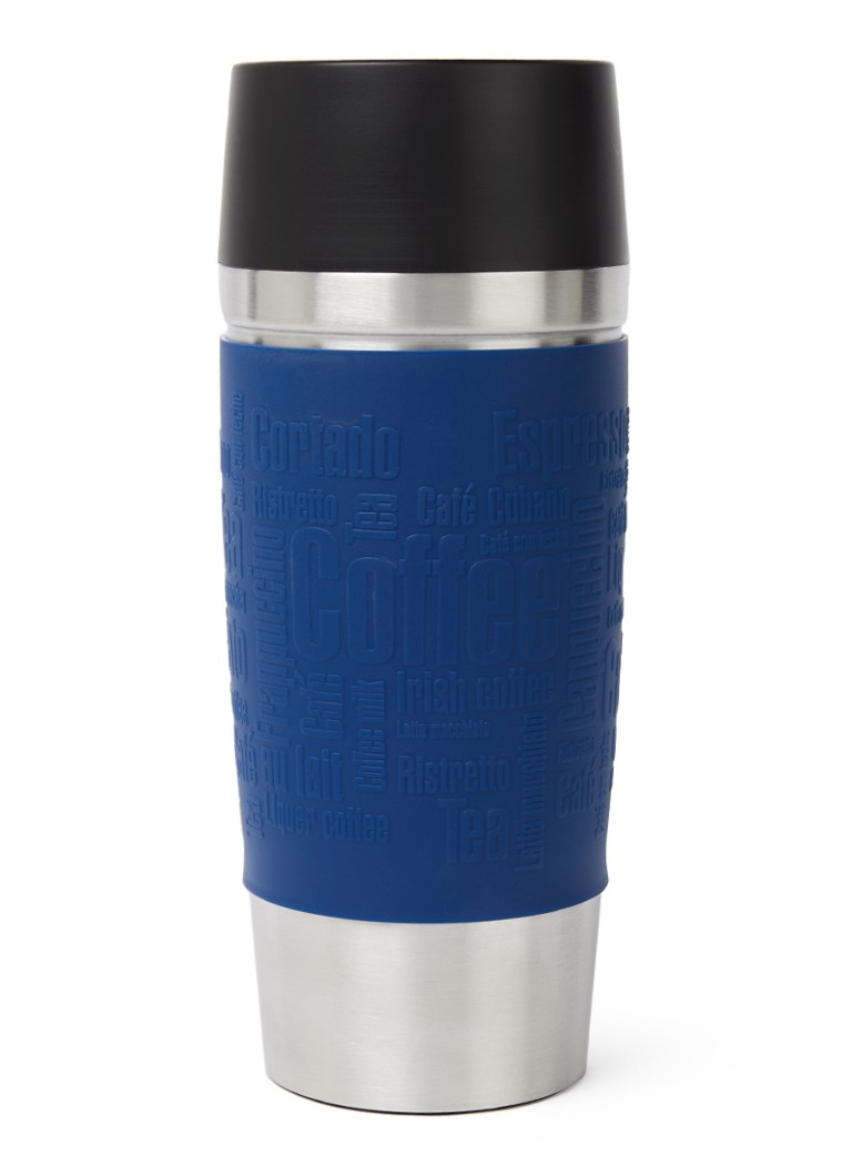 Tefal - Travel Mug thermosbeker 36 cl - Donkerblauw