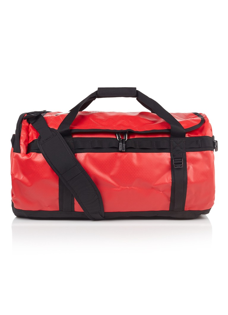 The North Face - Base Camp Duffel L reistas - Rood