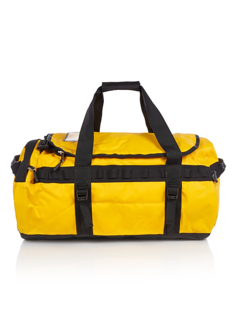 The North Face - Base Camp Duffel M reistas - Geel