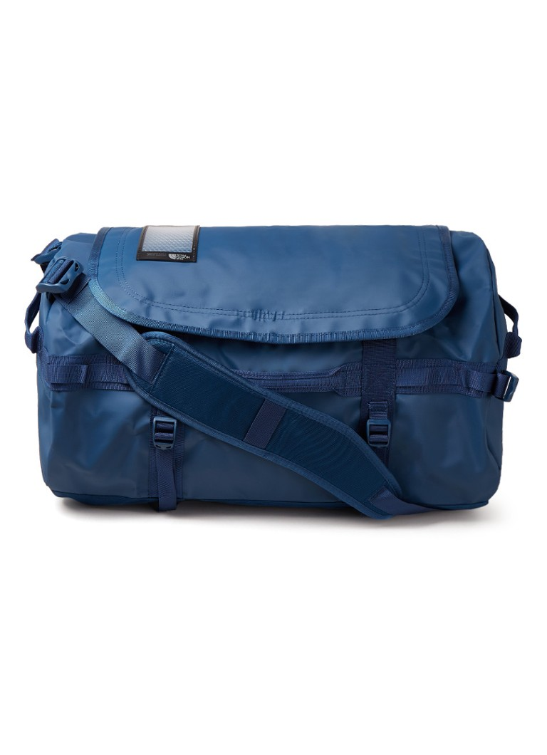 The North Face - Base Camp Duffel S reistas - unisex - Donkerblauw