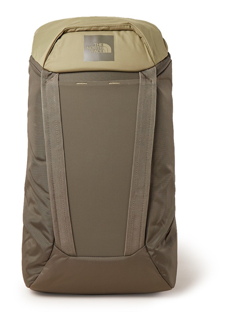 The North Face - Instigator rugzak met 15 inch laptopvak - Donkerbruin