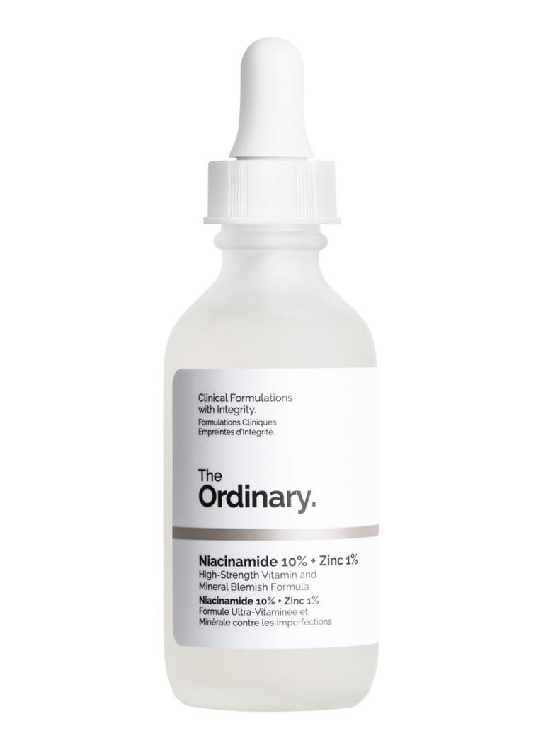 The Ordinary - Bigger Niacinamide 10% + Zinc 1% - zuiverend serum - null