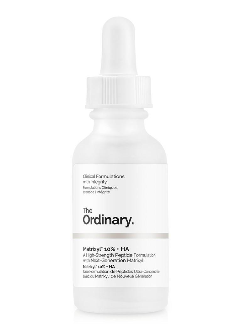 The Ordinary - Matrixyl 10% + HA - anti-aging serum - null