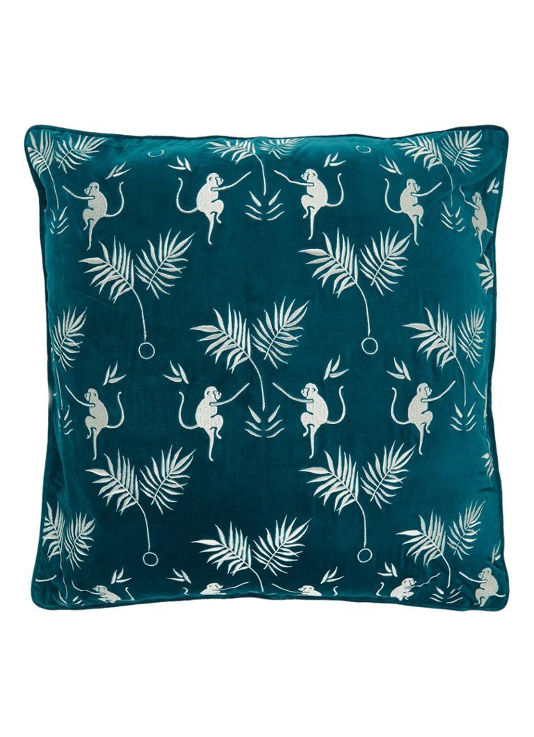 The Pillow Room.The Pillow Room Monkey Madness Sierkussen 60 X 60 Cm De