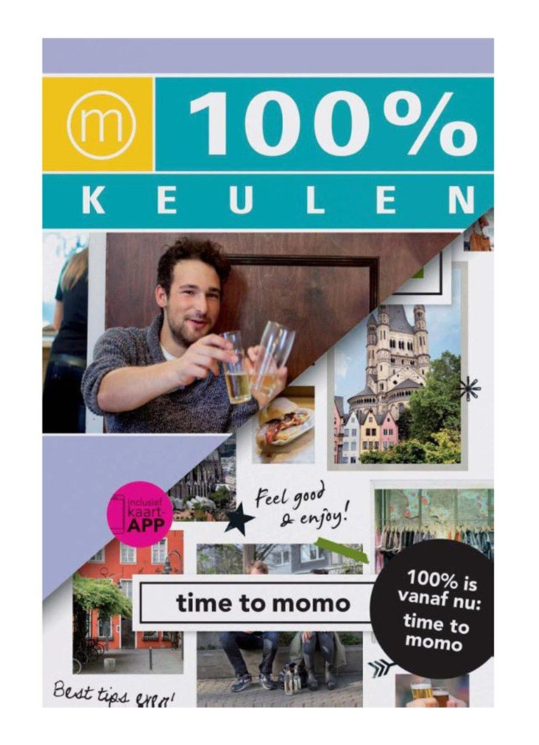 undefined - TIME TO MOMO KEULEN -