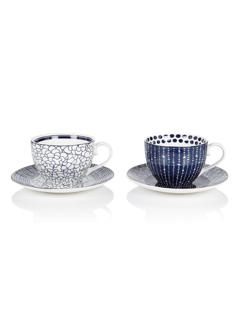 tokyo design studio le blue de n mes cappuccino kop en. Black Bedroom Furniture Sets. Home Design Ideas