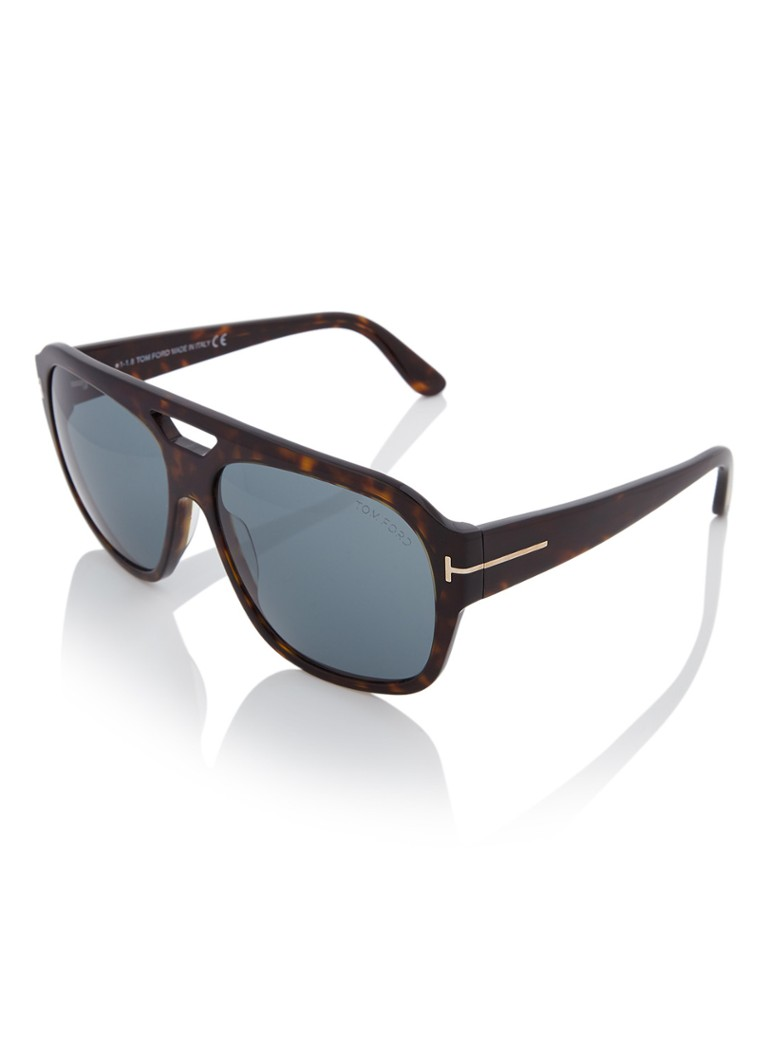 TOM FORD - Bachardy-02 FT0630 - Donkerbruin