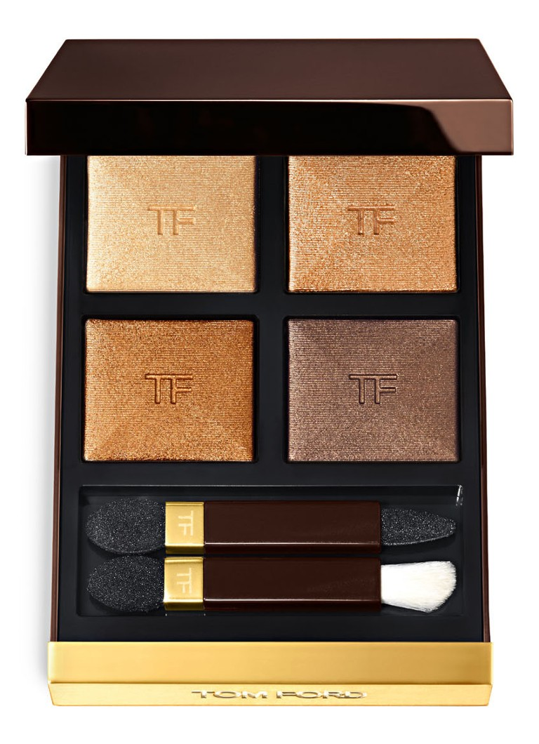 TOM FORD - Eye Color Quad - oogschaduw palette - Suspicion