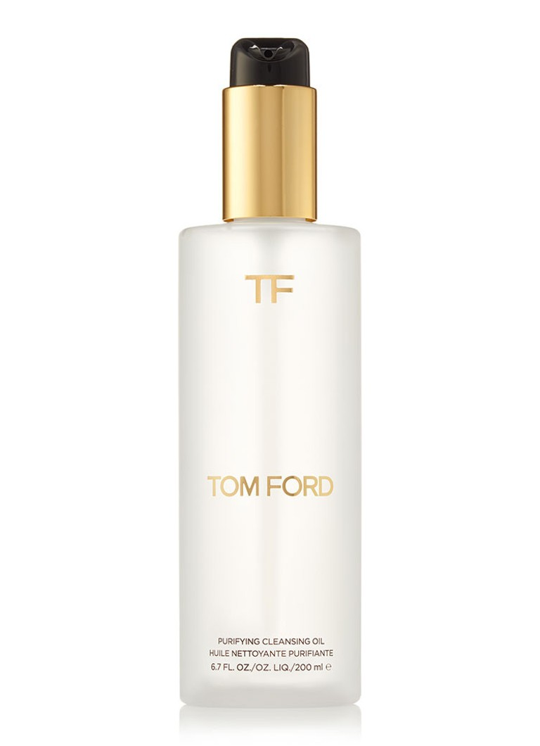 TOM FORD - Purifying Cleansing Oil - reinigingsolie - null