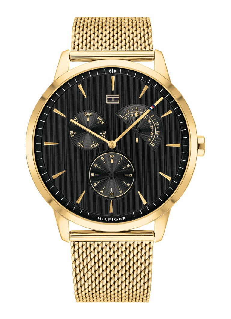 Tommy Hilfiger - Horloge TH1710386 - Goud