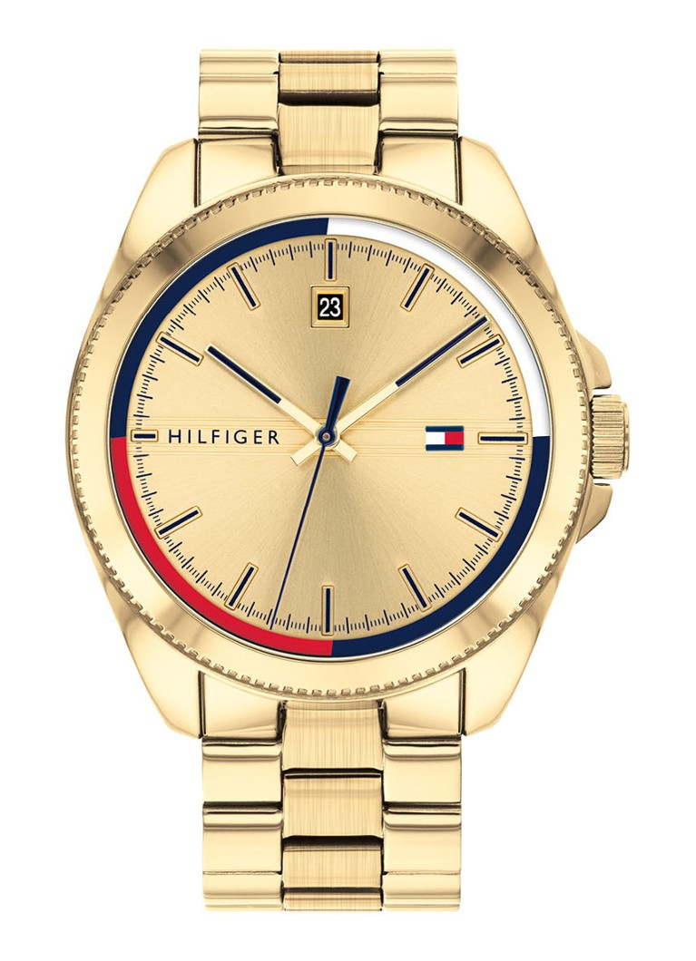 Tommy Hilfiger - Horloge TH1781686 - Goud