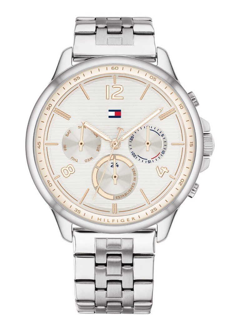 Tommy Hilfiger - Montre TH1782222 - Argent
