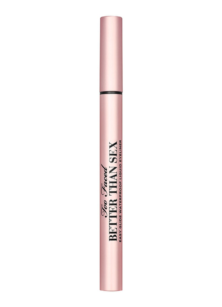 Too Faced - Better Than Sex Easy Glide Waterproof Liquid Eyeliner -