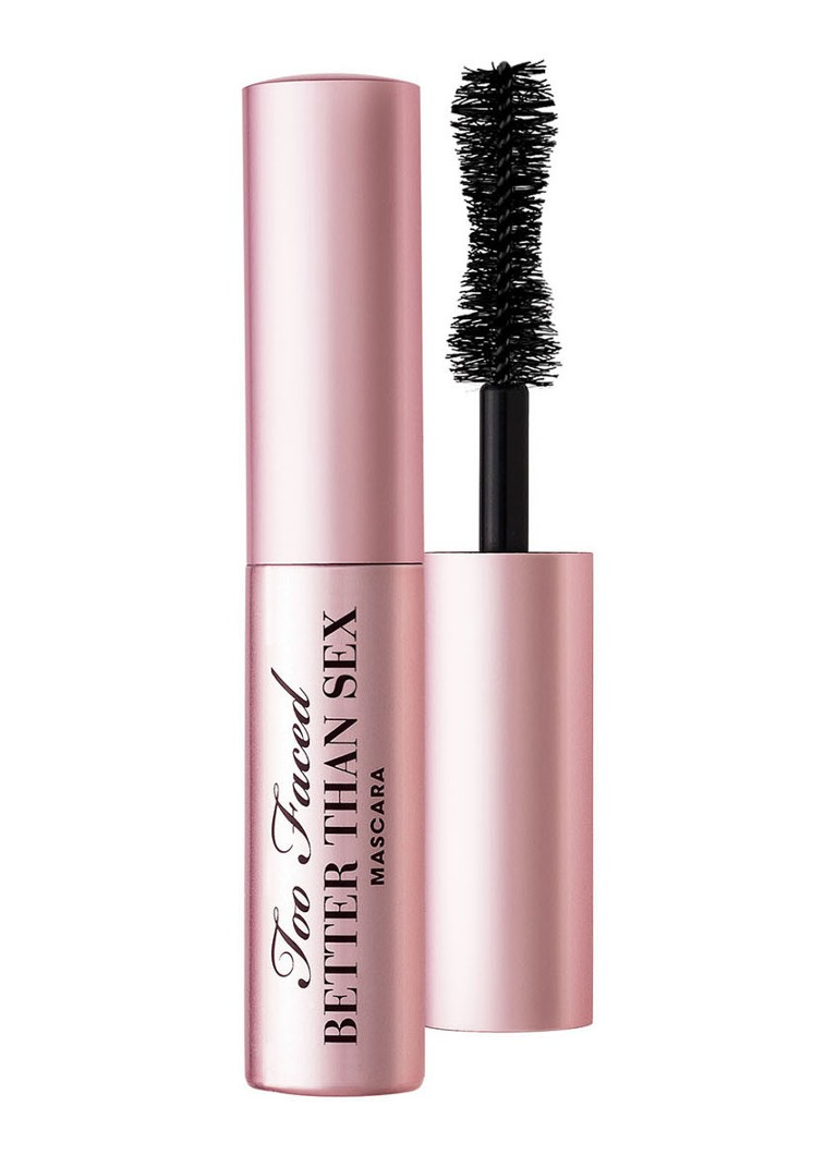 Too Faced - Better Than Sex - mini mascara - null