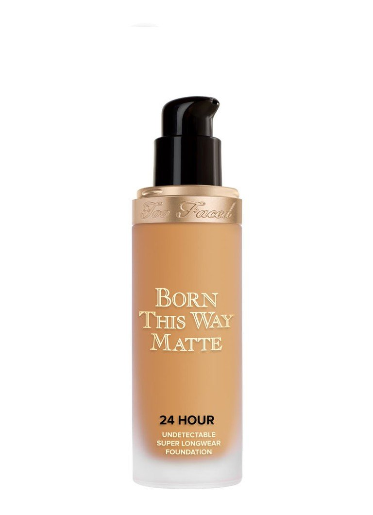Too Faced - Born This Way Matte 24 Hour Undetectable Super Longwear Foundation - Praline