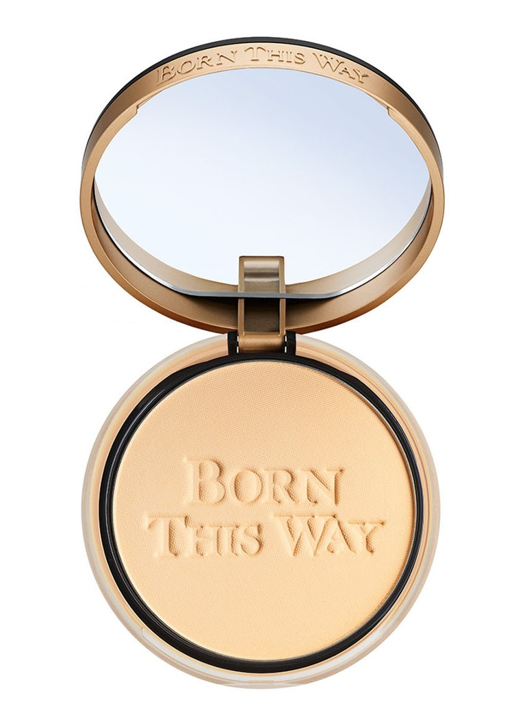 Too Faced - Born This Way Pressed Powder Foundation - Almond