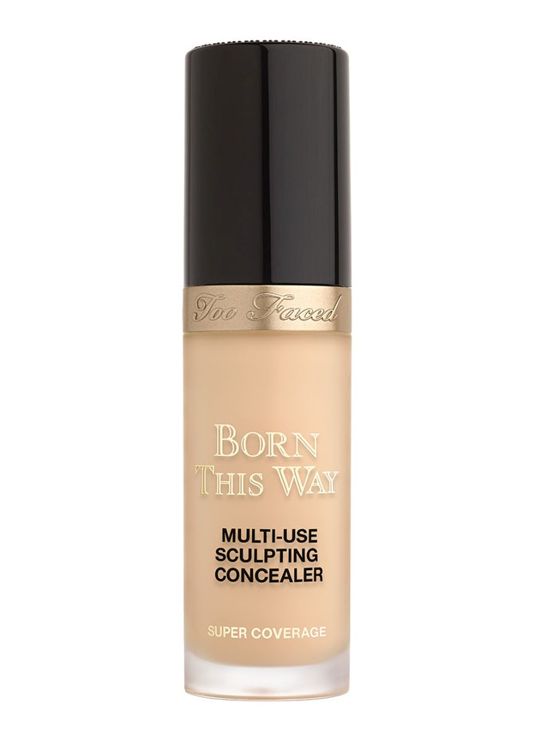 Too Faced - Born This Way Super Coverage Concealer - Natural Beige
