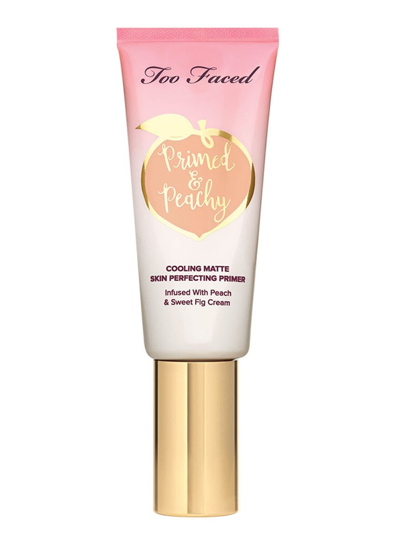 Too Faced - Peaches & Cream Primed & Peachy - primer -